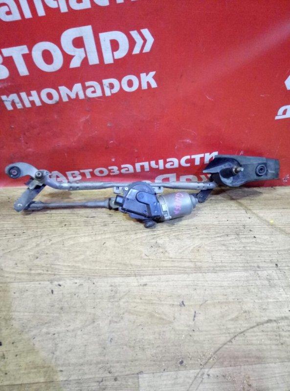 Механизм стеклоочистителя Mazda Atenza GHEFP LF-VD 2011 передний