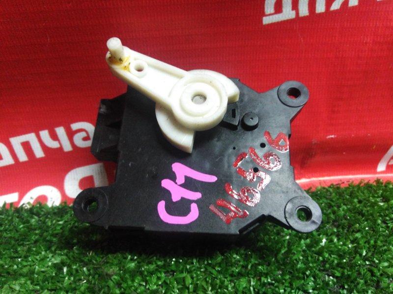 Привод заслонок отопителя Nissan Tiida C11 HR15DE 03.2009 503752-0813