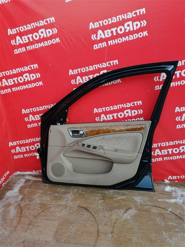 Стеклоподъемник Nissan Bluebird Sylphy FG10 QG15DE 01.2002 передний правый