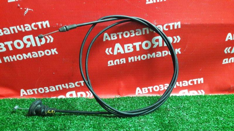Тросик капота Bmw 525I E60 N52B25A 03.2005 салонный