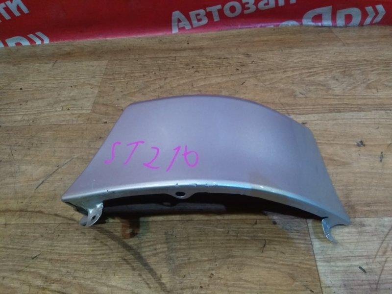 Планка под стоп Toyota Caldina ST210G 3S-FE 10.2000 задняя правая