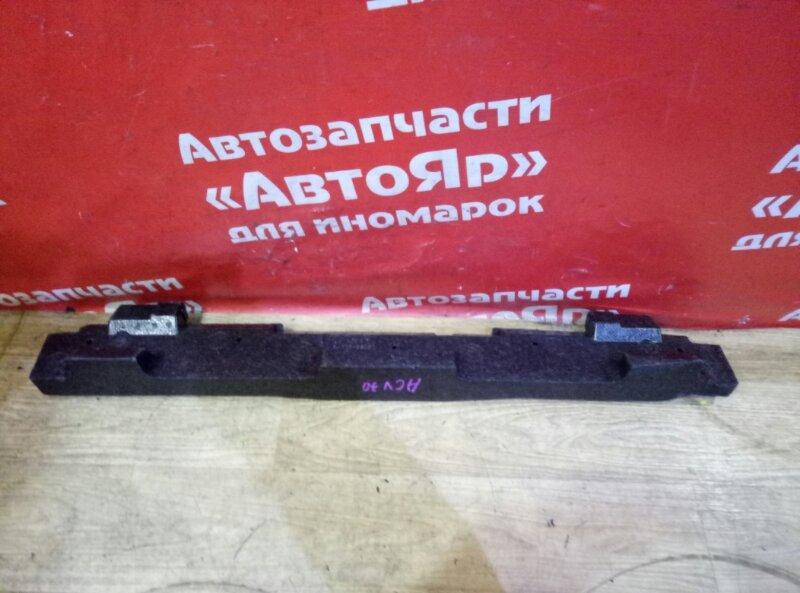Обшивка багажника Toyota Camry ACV30 2AZ-FE 10.2004 задняя пенопласт, 64727-33020