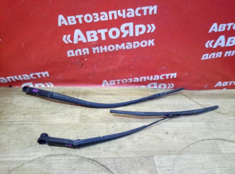 Щетка стеклоочистителя Mazda Atenza GHEFP LF-VD 2011 передняя 2шт комплект