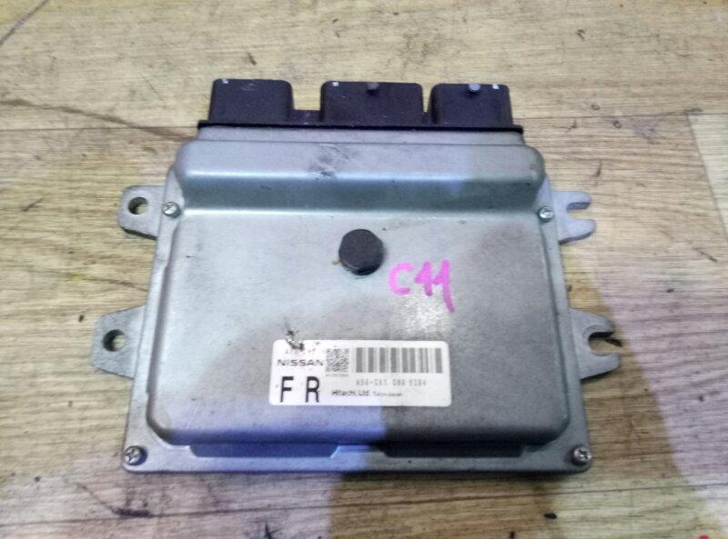 Блок управления efi Nissan Tiida C11 HR15DE 03.2009 A56-C61 CA09304