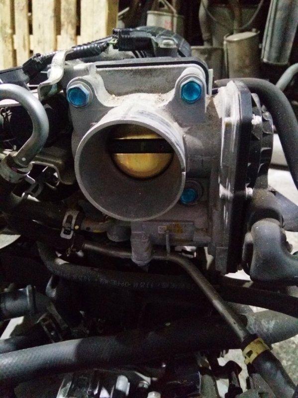 Заслонка дроссельная Honda Insight ZE2 LDA 2009 141003L23H