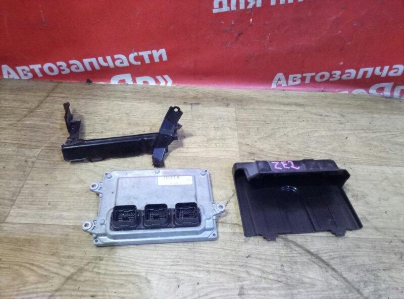 Блок управления efi Honda Insight ZE2 LDA 2009 37820-RBJ-J55