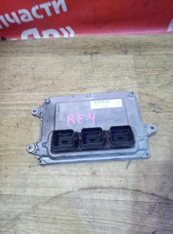 Блок управления efi Honda Cr-V RE4 K24A 2006 37820-RZA-J54, 3655-105597