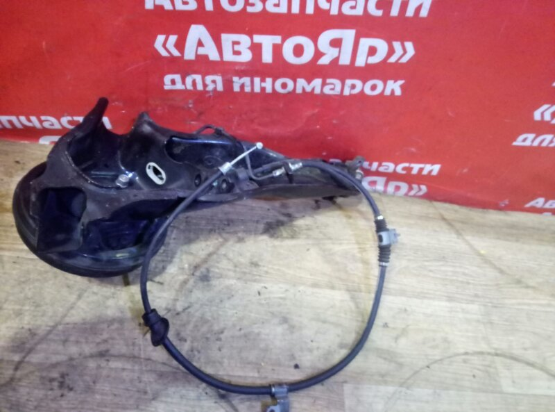 Тросик ручника Mitsubishi Lancer X CY3A 4B10 01.2010 задний левый