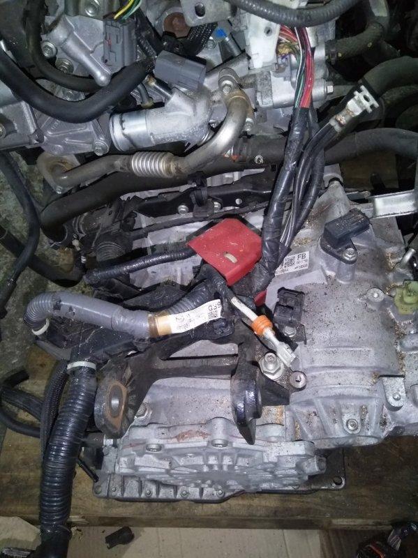 Коса двс Mazda Atenza GHEFP LF-VD 2011
