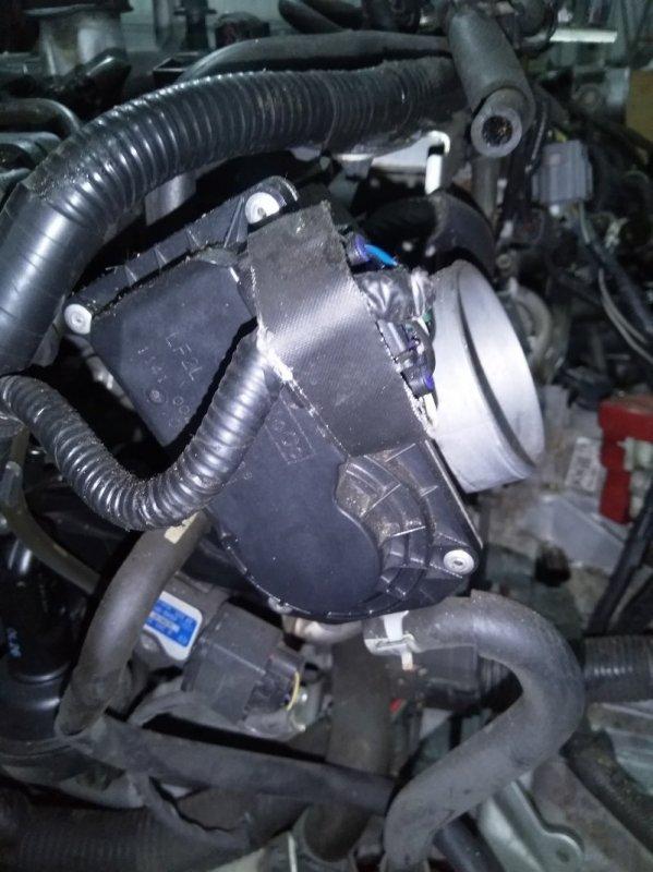 Заслонка дроссельная Mazda Atenza GHEFP LF-VD 2011
