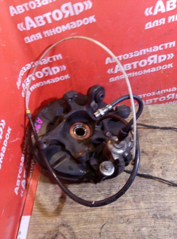 Тросик ручника Bmw 320I E90 N46B20B 08.2007 задний правый