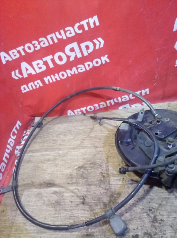 Тросик ручника Nissan Serena C26 MR20DD 08.2011 левый