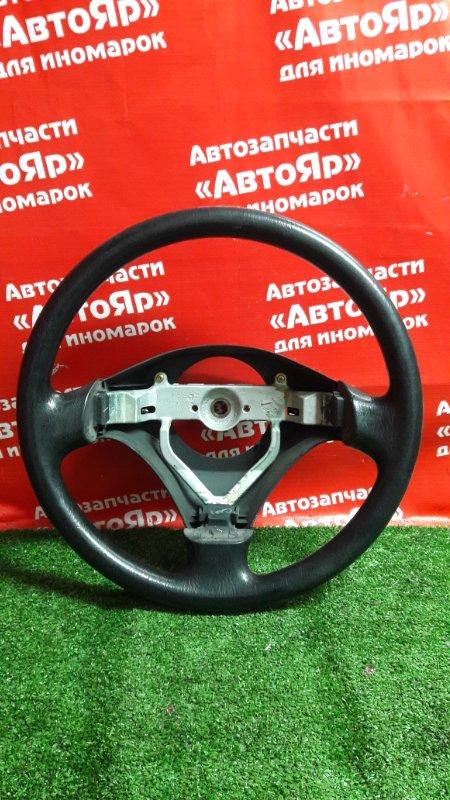 Руль Toyota Caldina ST210G 3S-FE 10.2000 Цена за руль без аирбага. Отличное состояние!