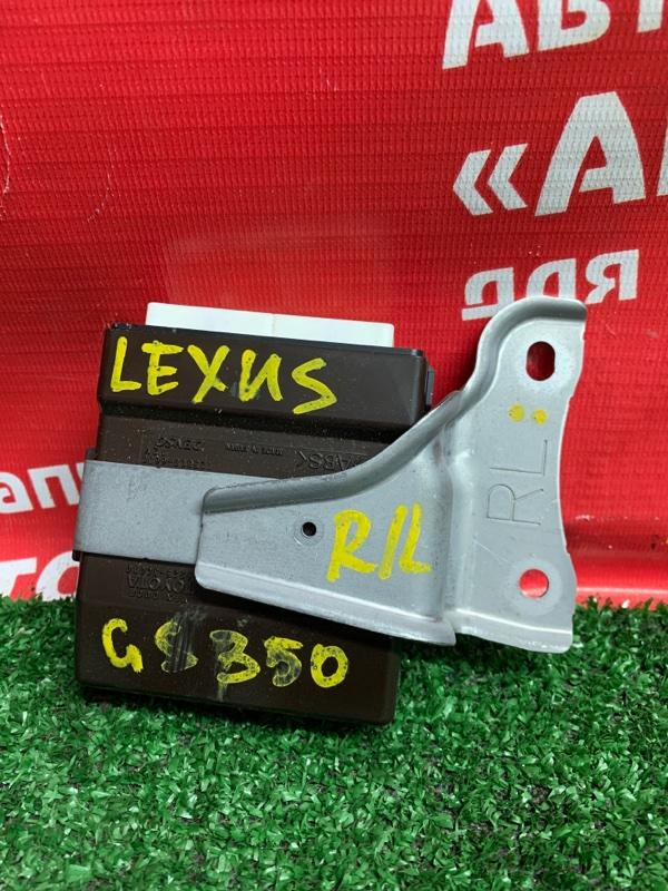 Блок управления дверьми Lexus Gs350 GRS191 2GR-FSE 2006.05 задний левый 89225-30010, задний левый.