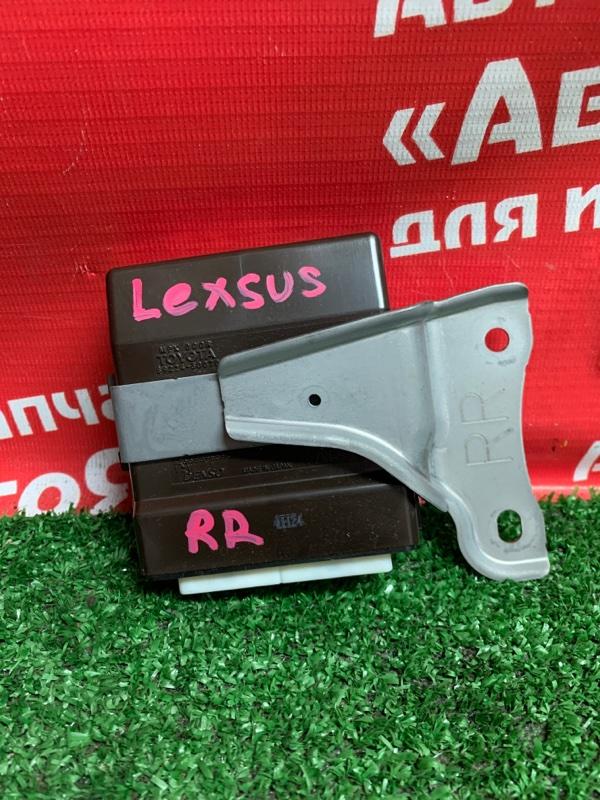 Блок управления дверьми Lexus Gs350 GRS191 2GR-FSE 2006.05 задний правый 89224-30070, задний правый.