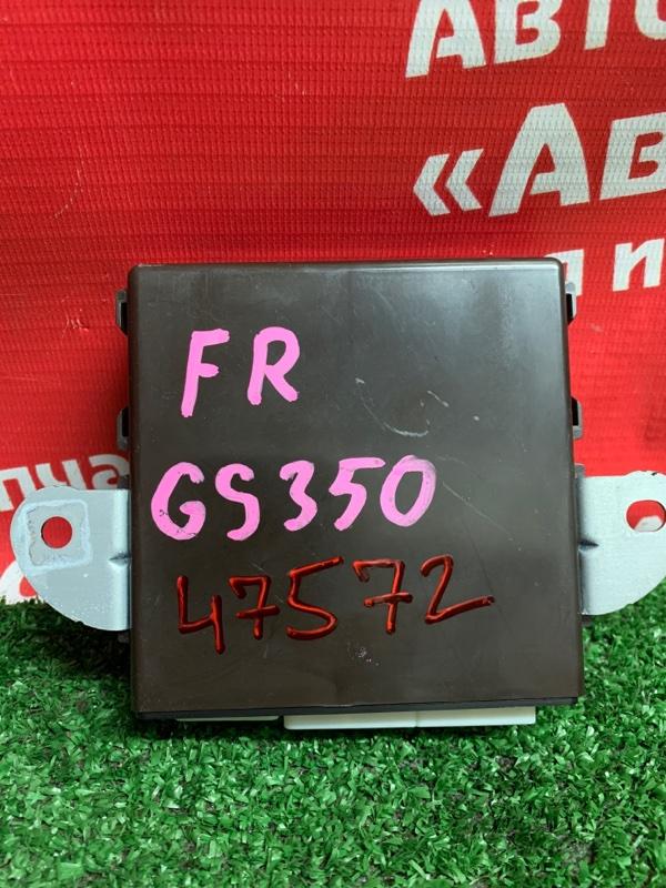 Блок управления дверьми Lexus Gs350 GRS191 2GR-FSE 2006.05 передний правый 89222-30110, передний правый.