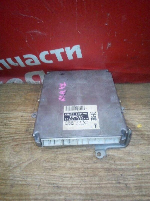 Блок управления efi Toyota Regius RCH47W 3RZ-FE 09.1999 89661-26750