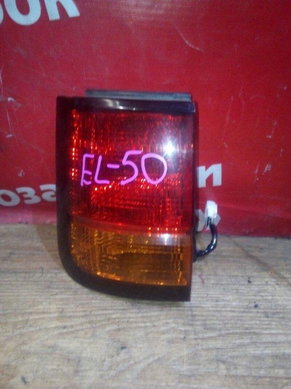 Стоп-сигнал Nissan Elgrand ATWE50 ZD30DDTI 10.1999 задний левый дефект