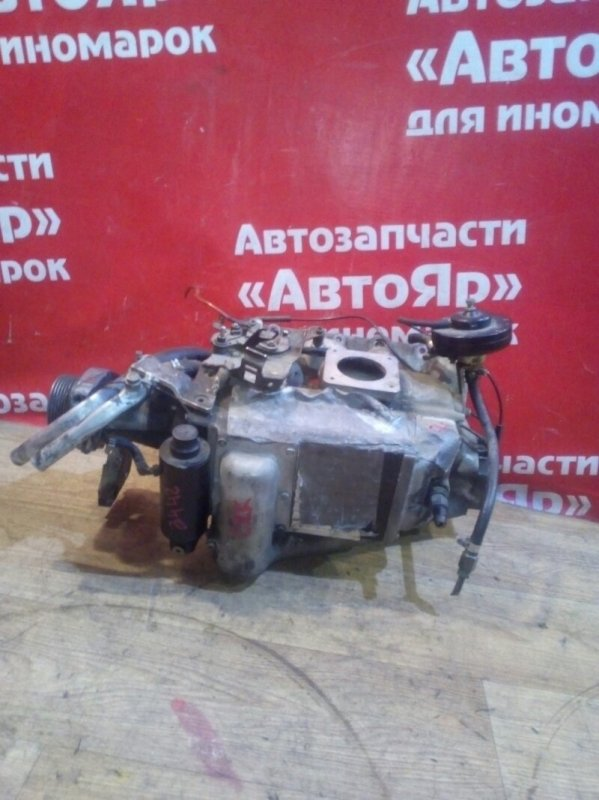 Коллектор впускной Mercedes Clk200 W208 M111.945 1998 2.0 л. алюм