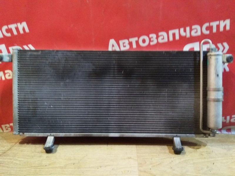 Радиатор кондиционера Mitsubishi Pajero Io H77W 4G94 04.2001