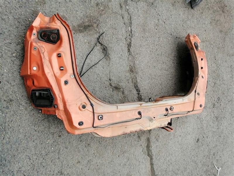 Панель кузова задняя Mazda Demio DY3W ZJ-VE 12.2002