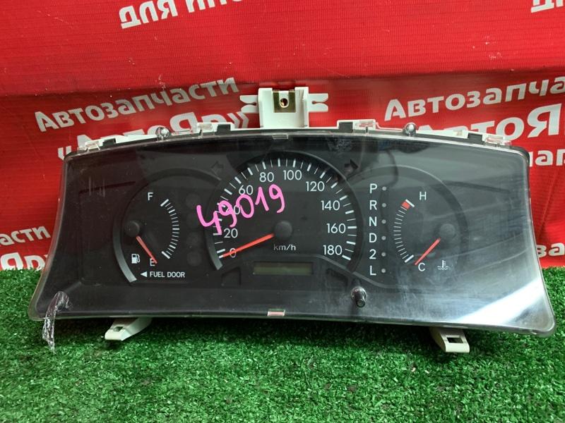Комбинация приборов Toyota Corolla NZE124 1NZ-FE 06.2002 83800-1H030