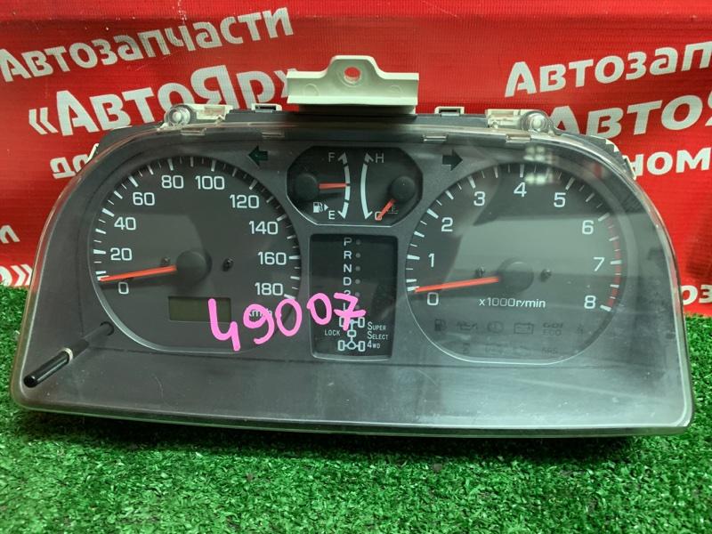 Комбинация приборов Mitsubishi Pajero Io H77W 4G94 04.2001 MR512965