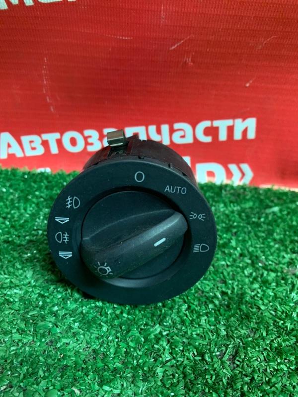 Блок управления Audi A6 4F2 AUK 2005 4F2941531D блок управления светом