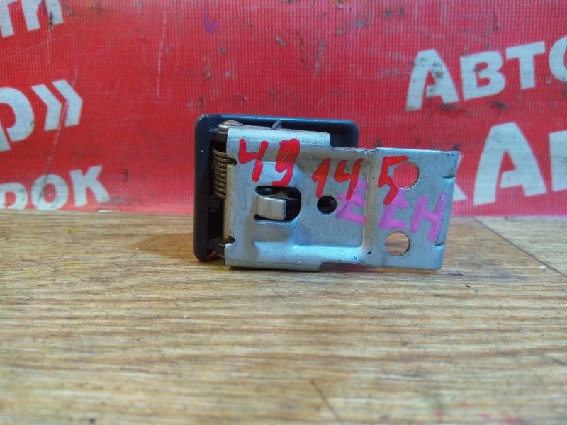 Ручка в салоне Mitsubishi Pajero Io H77W 4G94 04.2001 ручка открывания капота