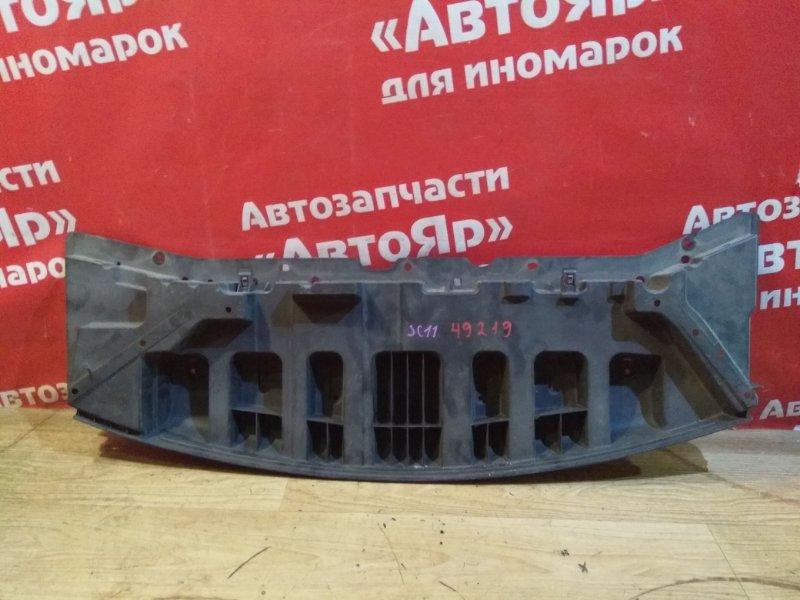 Защита двигателя Nissan Tiida Latio SC11 HR15DE 05.2009 под бампер