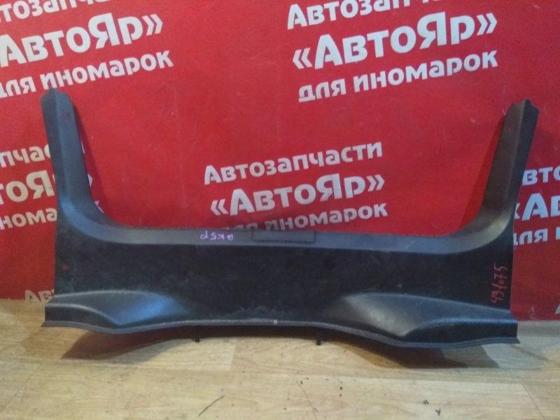Накладка багажника Mazda Axela BK5P ZY-VE 05.2006 Седан