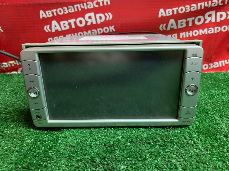 Магнитола Toyota Ipsum ACM21W 2AZ-FE 2003 08545-00S61 (NSDN-W59)