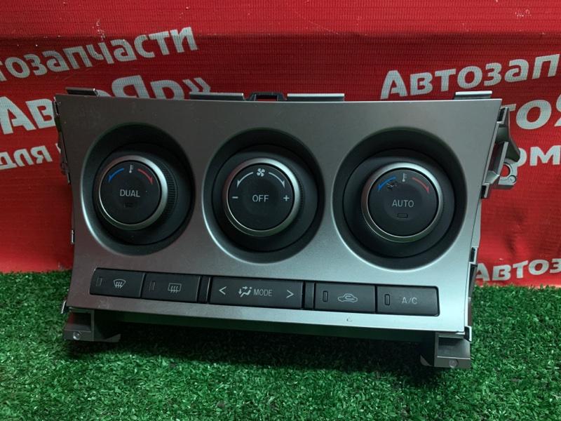 Блок управления климат-контролем Mazda Axela BL5FP ZY-VE 07.2010 b38n-61-190h