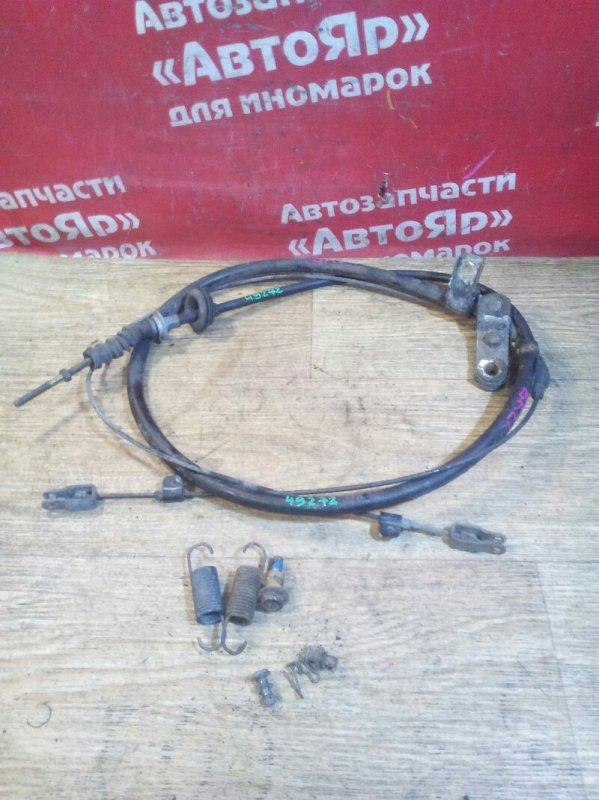 Тросик ручника Nissan Vanette SK22VN R2 09.2000 двойной односкатный