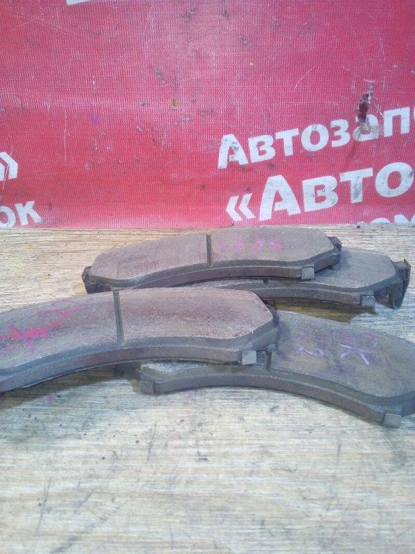 Тормозные колодки Nissan Vanette SK22VN R2 09.2000 переднее 4шт комплект