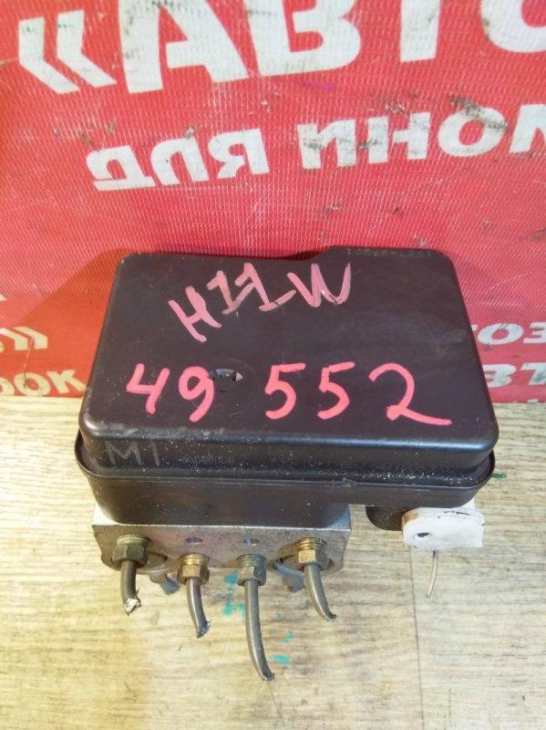 Блок abs Mitsubishi Pajero Io H77W 4G94 04.2001 135110-19050