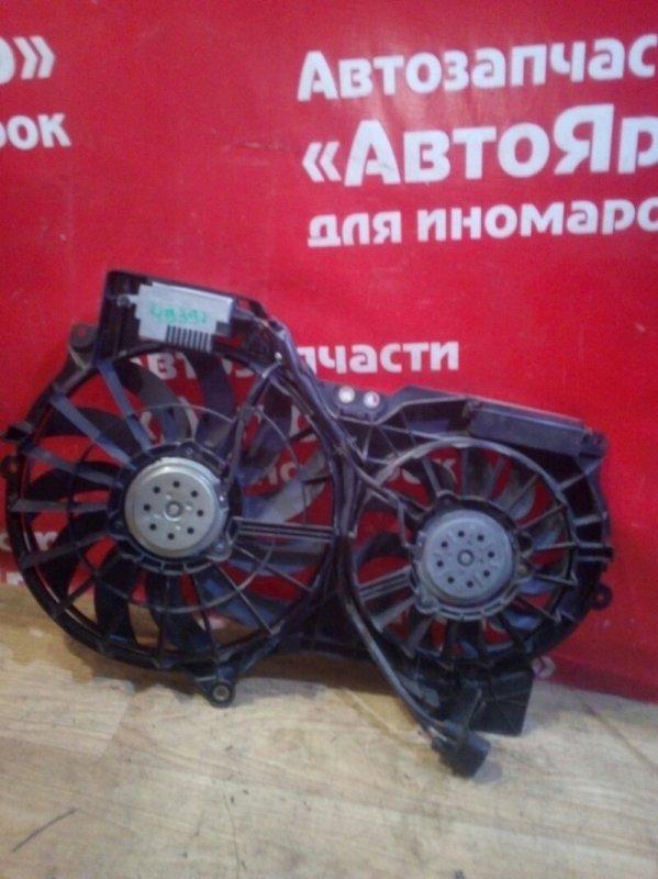 Диффузор радиатора Audi A6 4F2 AUK 2005 AUK, 3.2л. 4WD. 4F0 121 003 A