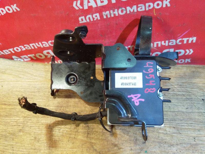 Блок abs Audi A6 4F2 AUK 2005 4f0614517a. 4f0910517e001