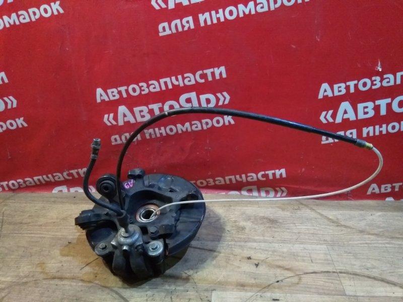 Тросик ручника Bmw 320I E90 N46B20B 08.2007 задний левый