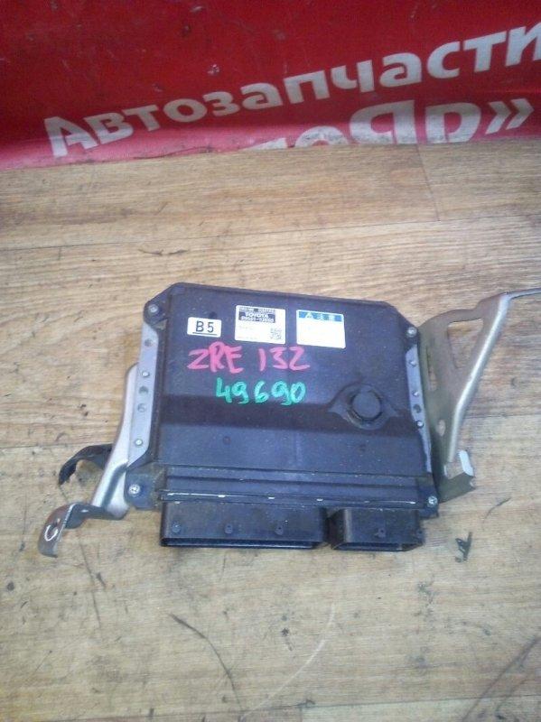 Блок управления efi Toyota Auris ZRE152H 2ZR-FE 10.2006 89661-12B50