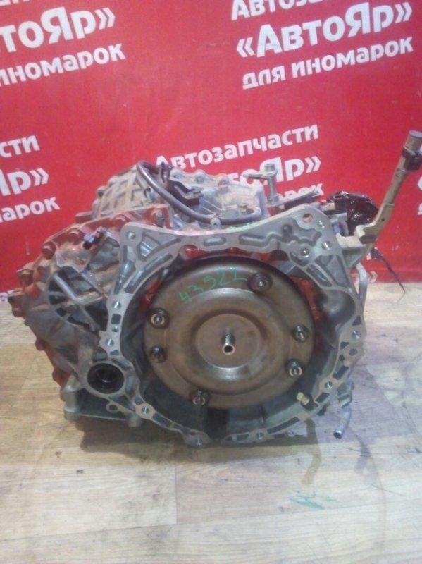 Акпп Nissan Serena C26 MR20DD 08.2011 RE0F10C G054