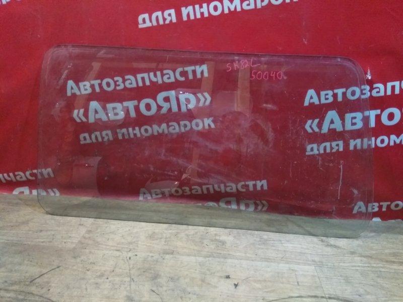 Стекло собачника Nissan Vanette SK82VN F8 06.2000 левое