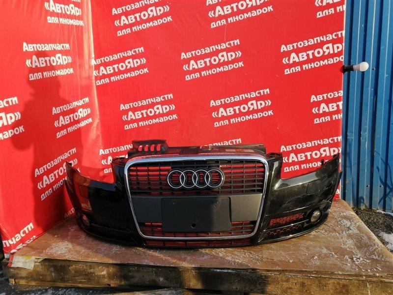Форсунка омывателя Audi A4 B7 BFB 2006 правая 8E0955102G