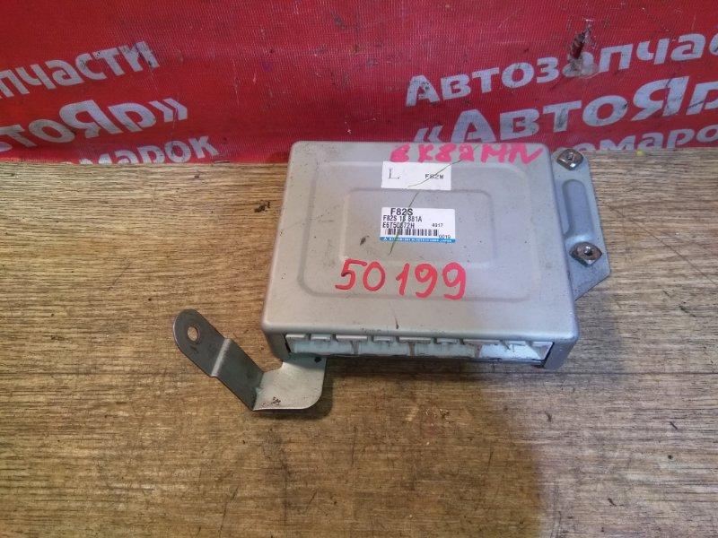 Блок управления efi Nissan Vanette SK82MN F8 09.2004 22611-HA002, F82S18881A