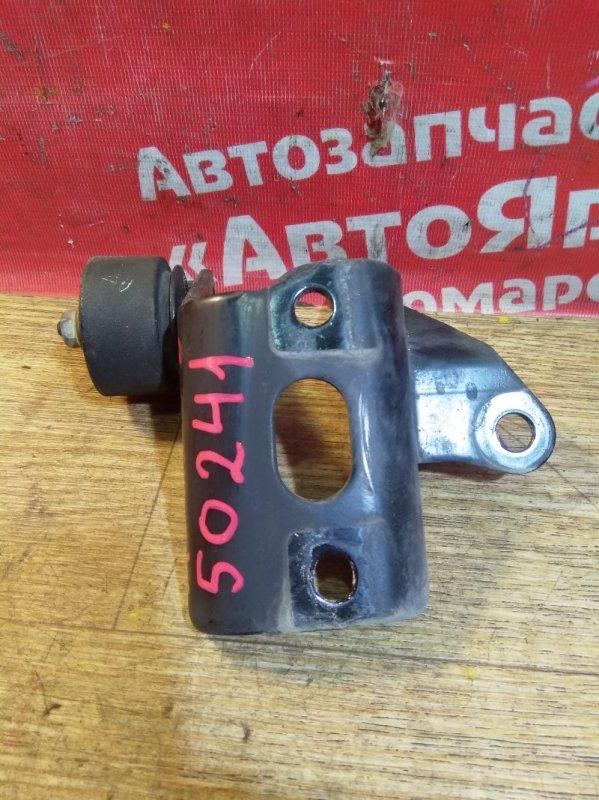 Подушка двигателя Toyota Avensis AZT250W 1AZ-FSE 06.2007 задняя кронштейн крепления подушки