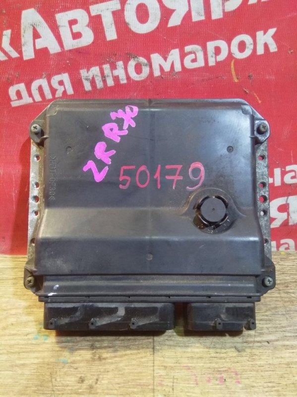 Блок управления efi Toyota Voxy ZRR70W 3ZR-FAE 08.2007 89661-28C40