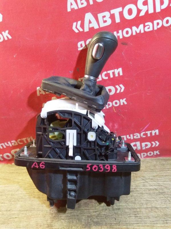 Рычаг переключения кпп Audi A6 4F2 AUK 2005 4F2713041M