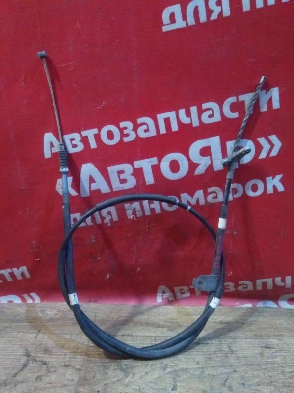 Тросик ручника Toyota Voxy ZRR70W 3ZR-FAE 08.2007 задний правый