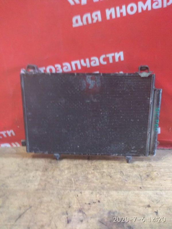 Радиатор кондиционера Toyota Ist NCP60 1NZ-FE