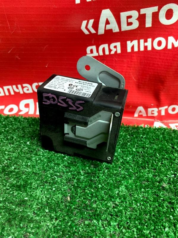 Блок иммобилайзер Nissan Skyline V36 VQ25HR 11.2006 285F5-JK000